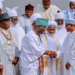 What Buhari Discussed With Traditional Rulers In Abuja