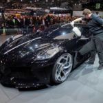 5 Things To Know About Buggati's La Voiture Noire, World's Most Expensive Luxury Car (photos)