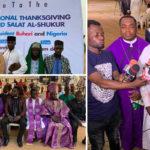 Buhari's Victory: Inter-Faith Clerics Commence 3-Day Praise And Worship In Abuja (photos)