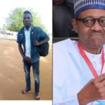 25-year-old man begins trekking from Kebbi to Abuja to celebrate President Buhari's re-election