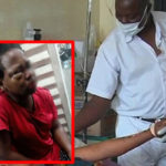 Female Student Left Bloodied After Been Robbed, Attcked In Delta State (Photos)