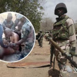 Gallant Soldier Lost One Leg To Boko Haram IED Explosion (Photos)