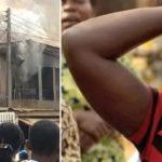 House Fire Kill Woman's Four Children In Warri