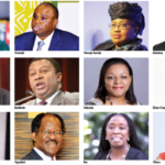 Nigerians who rule the world