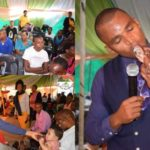 Pastor Kills A Dog, Eats It Raw In Church And Feeds It To Members (Photos)