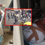 Lagos Policeman Attacked In Mile 12 Mayhem Dies In Hospital (photos)
