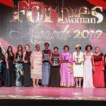 Oby Ezekwesili Shines At Forbes Woman Africa Awards (Full List)
