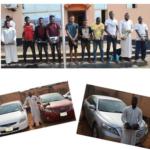 EFCC Apprehends Femi, Adenuga, Eight Others