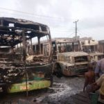 How Clash Between SARS And Hoodlums Led To Violence In Ogun State (photos)