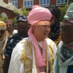 Chinese Trader All Smiles After Being Made A Chief In Kano State (photos)