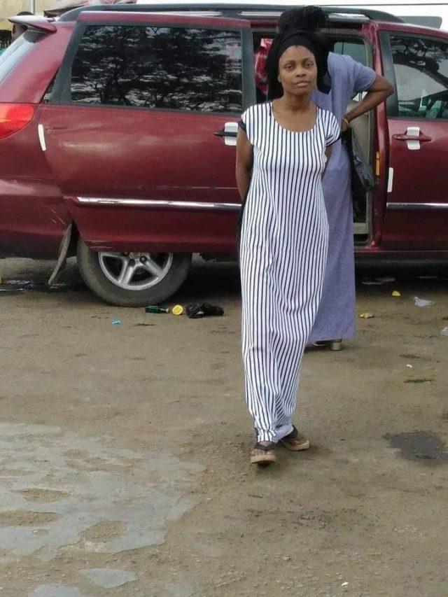 Young woman impregnated and abandoned in Rivers found