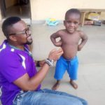 Boy Who Was Abandoned Over Witchcraft Tranforms Months After Rescue (Video & Photos)