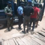 See The Moment SARS Officer Who Raped Teenage Girl Was Arrested. (Photos & Video)