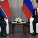 Kim, Putin vow to seek closer ties at first talks