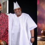 """Story For The gods"" – Davido Reacts After High Court Nullified His Uncle, Senator Ademola Adeleke"