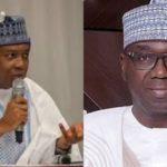 Saraki Begs Kwara Governor-Elect, Abdulrazak To Imortalise Father In Kwara
