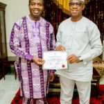 RCCG's Adeboye Receives Certificate Of Return