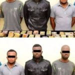 5 Nigerians Arrested In UAE For Robbery