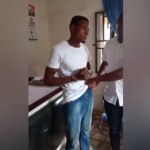 Young Man Arrested For Allegedly 16-Year-Old Girl In Delta. (Video & Photos)