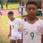 15-Year-Old US Born Nigerian Football Star Reacts After Being Dropped From AFCON Squad (Photos & Video)