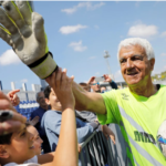 73-Year-Old Goalkeeper Makes History After Breaking Guiness World Record. (Photos)