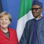 German Chancellor, Angela Merkel, Congratulates Buhari on reelection