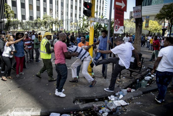 2 Nigerians Stabbed To Death In South Africa