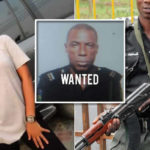 Ajegunle Fatal Shooting: Police Inspector, Daniel Ojo Has Been Dismissed, Officially Declared Wanted (photos)