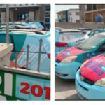 APC Governor Orders For Return Of Branded Vehicles Given Out For Buhari's Campaign