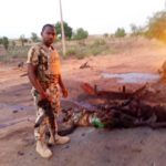 Gallant Soldiers Repel Boko Haram Attack In Damaturu, Yobe State. (Graphic Photos)