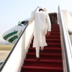 President Buhari Departs For Senegal