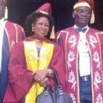 Meet 77-year-old Woman Who Graduated At UNILAG 50th Convocation