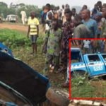 FRSC Officials Involved In Ghastly Accident While Chasing Traffic Offender In Ibadan (Photos)