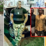 'He Is Strong With Tough Muscles, We Shot Him To Save Our Lives' — Killers Of US Army Veteran, Chuks Okebata Confesses (PHOTOS)