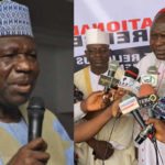 Leave Politics To Politicians, Former Senate President Ameh Ebute Tells CAN, Ethnic-Warlords (Photos)