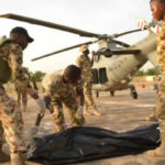 Malfunctioning Helicopter's Blade Behead Air Force Pilot In Borno