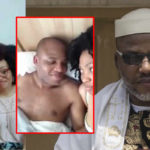 Nnamdi Kanu Reacts To Viral Video, Says My Woman Is Beautiful, Millions Have Seen It, Biafra Rocks!