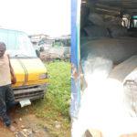 Police Nab Suspected Illegal Fuel Bunker
