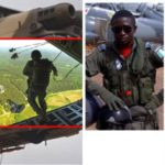 Another Nigerian Air Force Officer Killed In A Parachute Accident One Week After Chopper Accident