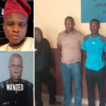 Police Officers Arrested Over Fatal Shooting Of Nigerian Lady And Boyfriend In Ajegule; Inspector On The Run (photos)