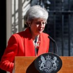 Theresa May resigns as UK Prime Minister and party leader