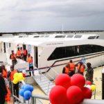 Ambode inaugurates jetty, ferries (photos)