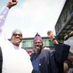 President Buhari in Ogun to inaugurate Governor Amosun's projects (photos)