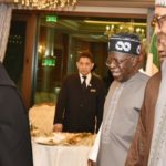 What Tinubu Discussed With Buhari, Sultan Of Sokoto In Saudi Arabia