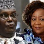 Atiku Demands N500m, Written Apology From Buhari's Aide, Lauretta Onochie, For Defamation