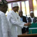 2019 Budget: Buhari To Receive N8.92trn Budget On Thursday