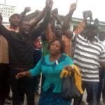 Sacked Ekiti teachers protest, seek reabsorption
