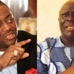 Fani-Kayode 'dares authorities to arrest' Afenifere leader, Adebanjo for not recognising Buhari