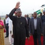 Swallow their word-  Presidency mocks opposition as Buhari returns from his private visit to the UK