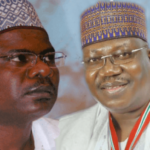 National Assembly: Ndume, Lawan Jostle For PDP Votes